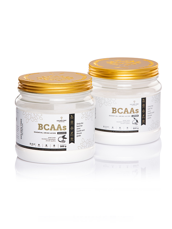 BCAA in polvere