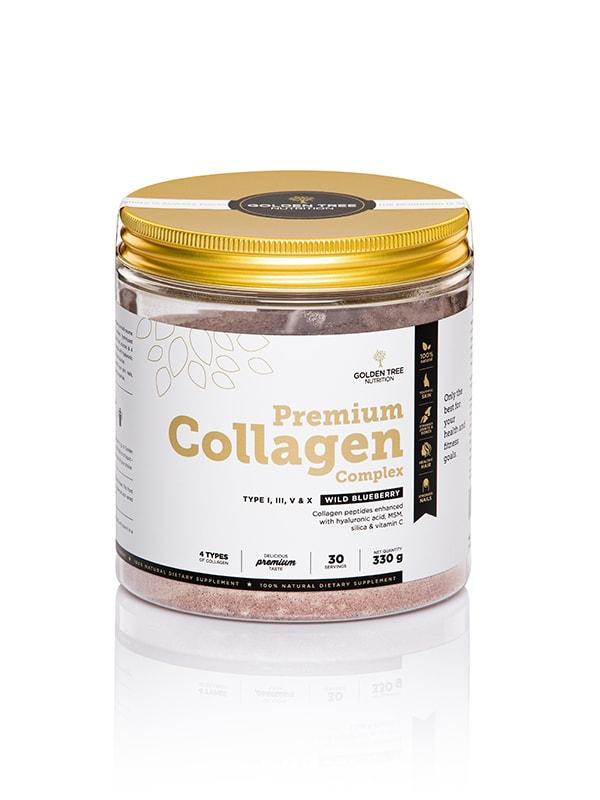 Collagene idrolizzato Premium Collagen Complex