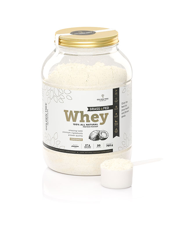 Proteine Grass Fed Whey