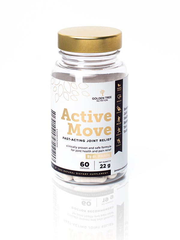 Active Move – Fast-Acting Joint Relief
