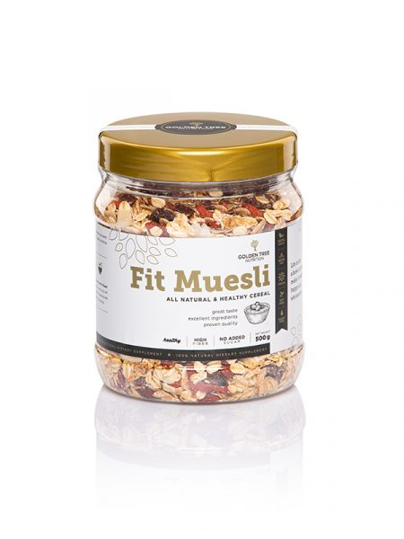 Golden TREE Fit Muesli