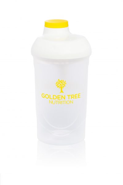 Golden TREE Nutrition Wave Shaker, 600ml