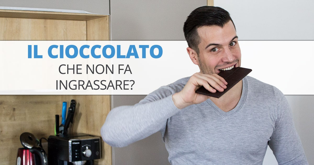 Il cioccolato che non fa ingrassare?