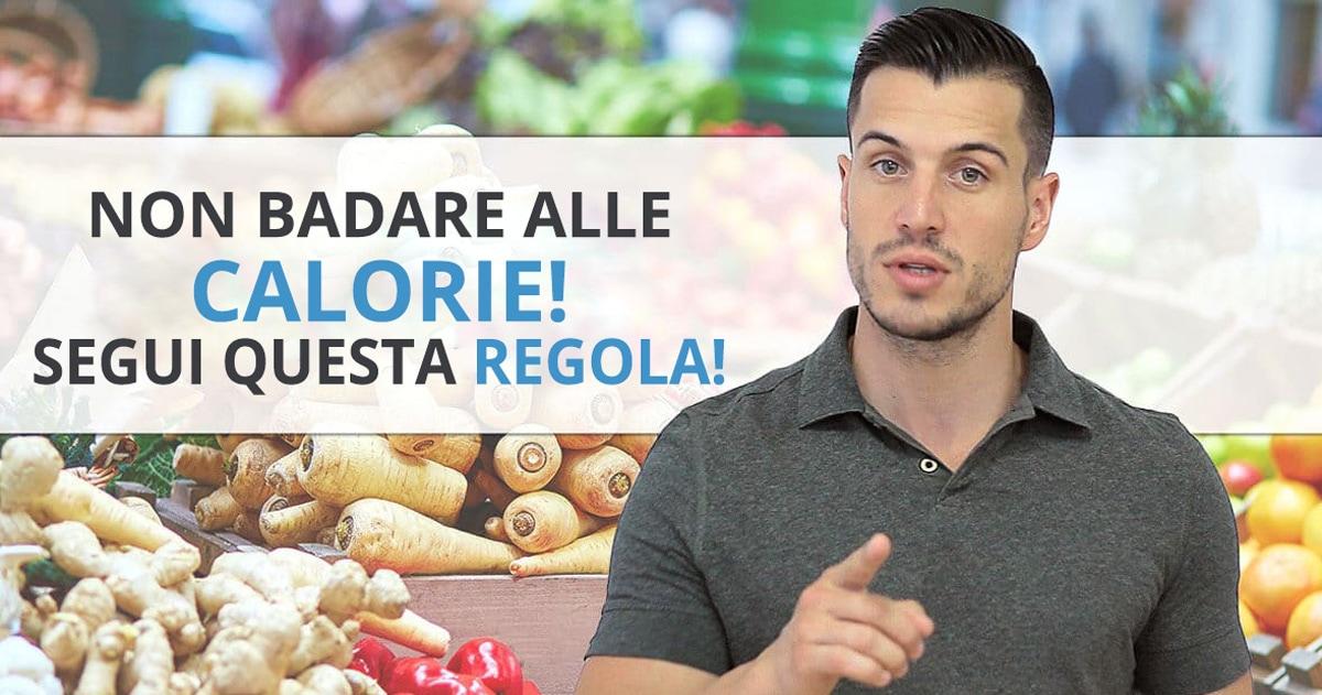 Quanto cibo assumere per scolpire il corpo dei tuoi sogni?