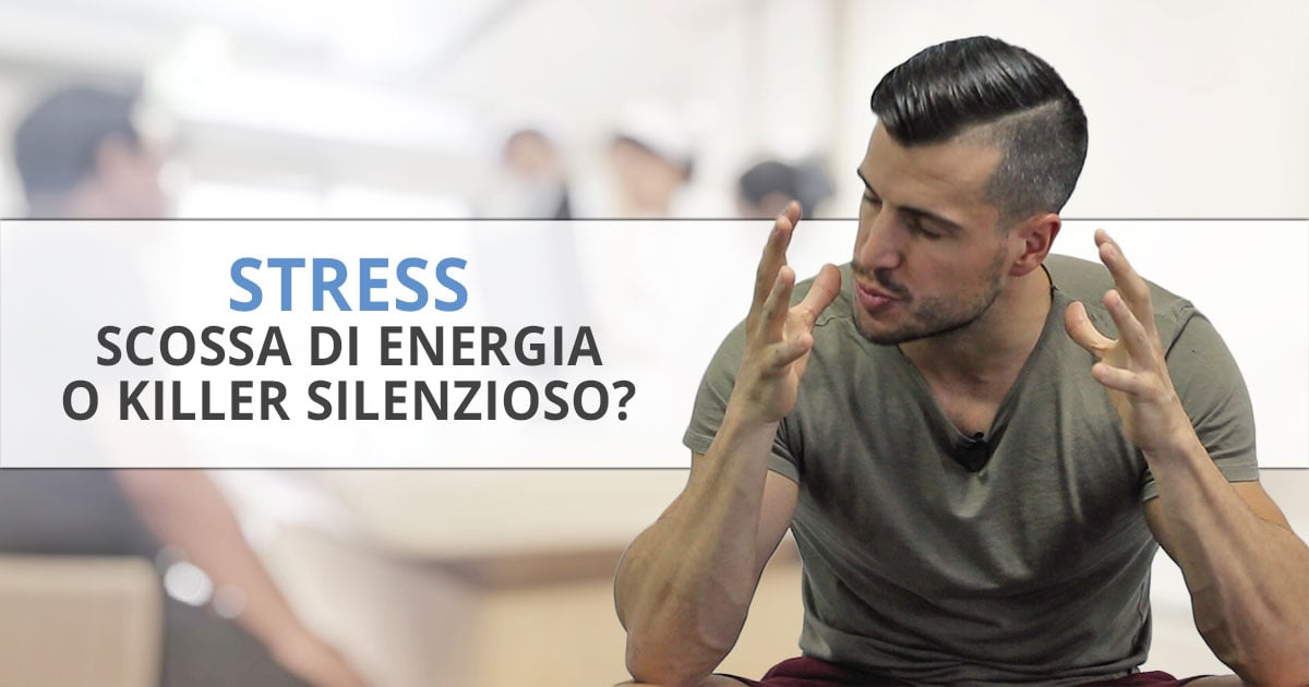 Stress: scossa di energia o killer silenzioso?