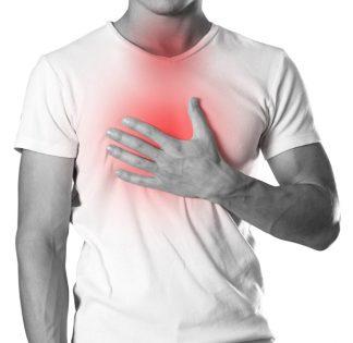 Sintomi della malattia da reflusso gastroesofageo
