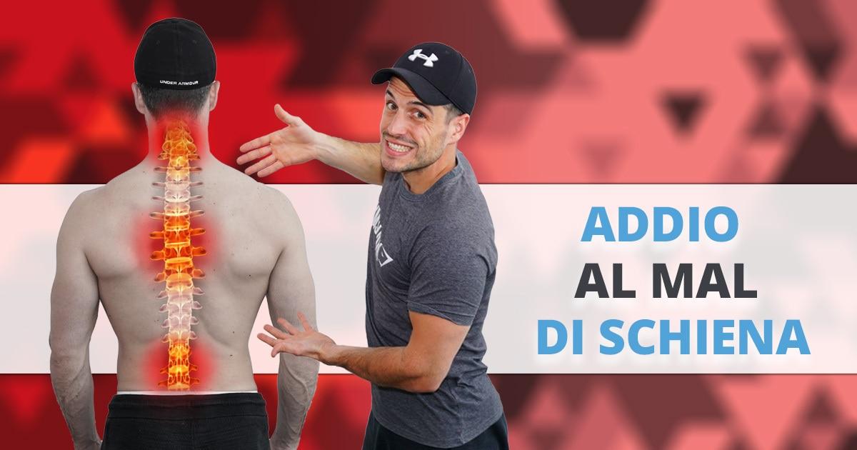 6 esercizi dorsali migliori a casa – elimina il mal di schiena