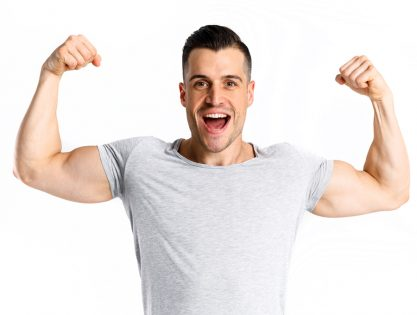 rassodare braccia Mattia Gheri