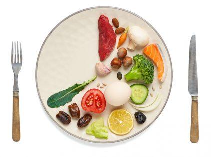 intermittent fasting - piatto
