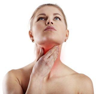 Dove si trova la tiroide