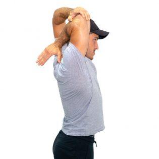plank dinamico con sollevamento alternato dei gomiti