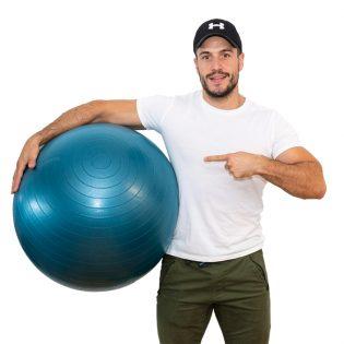 Mattia Gheri - grande palla