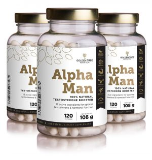golden tree alpha man testosterone booster