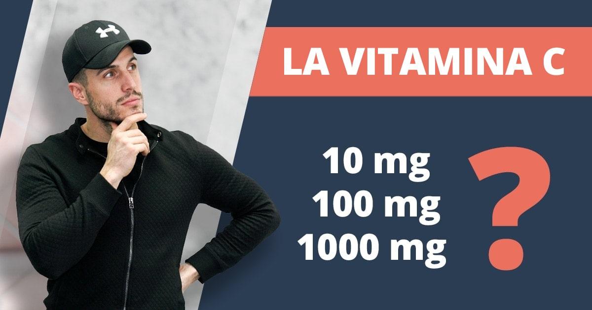 Vitamina C – qual è la dose giornaliera ottimale?
