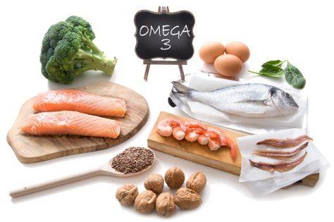 acidi grassi omega-3 e alimentazione anticolesterolo