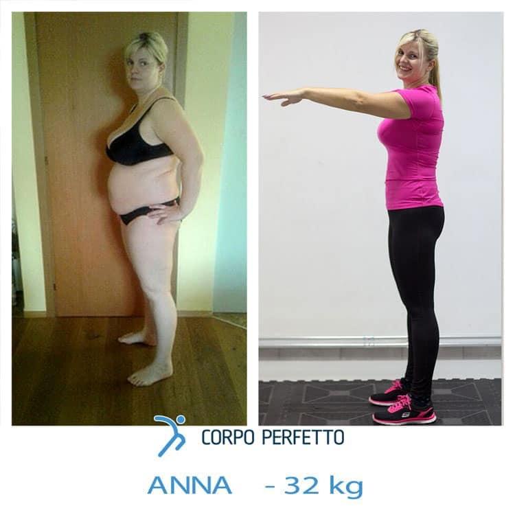 Perdere 32 chili cambiando vita e sentirsi rinati!