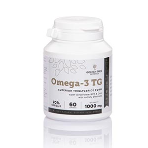 Golden Tree Nutrition Omega 3