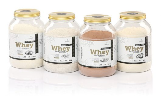 Golden Tree Grass fed Whey