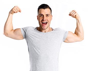 quante calorie assumere al giorno per aumentare la massa muscolare