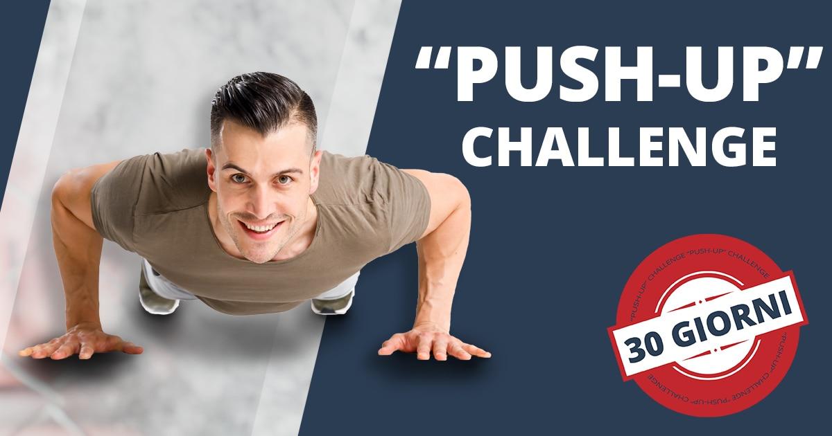 Come fare correttamente le flessioni? + Push up challenge