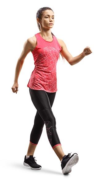 una passeggiata al giorno leva i chili di torno