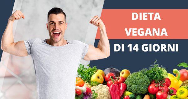 Dieta vegana – 14 giorni e 40 ricette GRATUITE