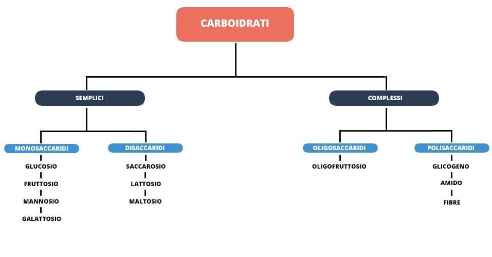 tipi di carboidrati